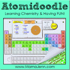 Learning The Periodic Table Atomidoodle Having Fun Learning The Periodic Table