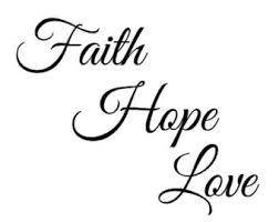 faith tattoo etsy