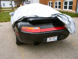 porsche 928 car cover custom 2 layer fitted car cover with storage bag for porsche 928