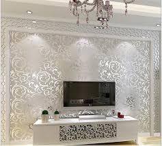 livingroom wallpaper 3d european waterproof living room wallpaper bedroom sofa tv