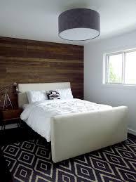 bedroom gray white with reclaimed wood headboard also velvet panel