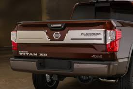 nissan platinum truck new nissan titan to feature cummins power truck news