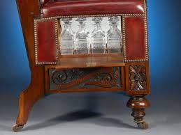 The Gentlemans Armchair The Gentleman U0027s Surprise Chair C 1880 Contained Hidden Games