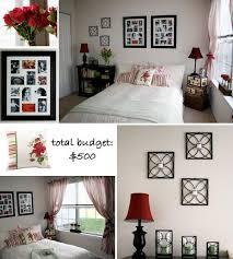 Bedroom Makeover On A Budget Low Budget Bedroom Makeover More Com