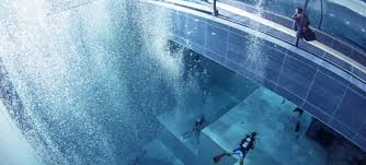 Inside Swimming Pool Taking The Plunge Inside The World U0027s Deepest Swimming Pool