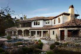 stylish mediterranean exteriors traditional home
