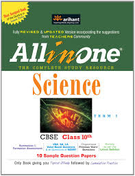 all in one science cbse class 10th term i amazon in rajesh