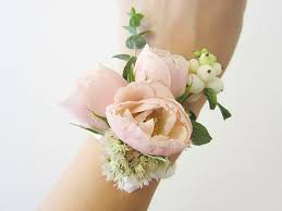 wrist corsages gala accessories charming diy wrist corsages