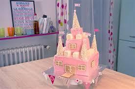 notre famille com cuisine gâteau de princesse