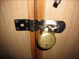 Kitchen Cabinet Door Locks Kitchen Sliding Closet Door Locks With Key Pantry Cabinet With