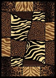 animal print rugs tiger print rugs zebra print rugs leopard