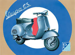 vespa gs gran sport scooter factory service repair manual downloa