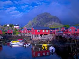 the norwegian town whose name is one letter long condé nast traveler