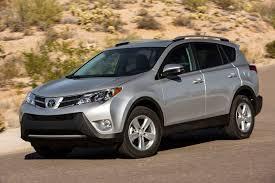 toyota rav4 review 2014 2014 toyota rav4 our review cars com