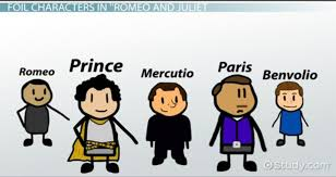 foil characters in romeo and juliet video u0026 lesson transcript