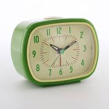 retro alarm clock by i love retro notonthehighstreet com