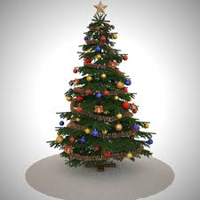 replacement plastic lights for ceramic christmas tree 3d model christmas tree toy cgtrader