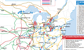 map us railways steel in the u s and canada 2001 trains magazine