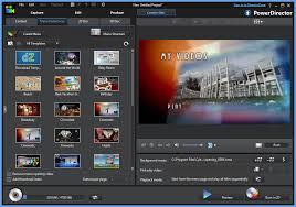 powerdirector slideshow templates review cyberlink powerdirector 12 ultimate from softwarecrew