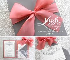 coral wedding invitations coral and grey wedding invitations coral and grey wedding