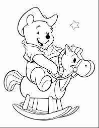 coloring winnie pooh pages pooh coloring pages
