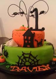 halloween 1st birthday cakecentral com