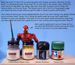 jin u0027s basic custom figure painting guide