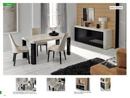 zara table sandra chairs modern formal dining sets dining room