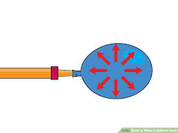 how to make a balloon arch 3 ways to make a balloon arch wikihow