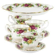 roses tea set royal albert country roses 9 tea set completer