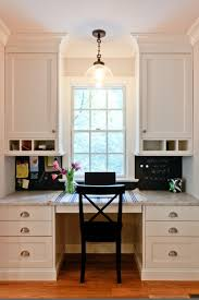 Kitchen Office Design Ideas Kitchen Office Space Love The Window These Desks Are Usually