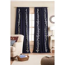 Washing Curtains With Backing Embroidered Vine Light Blocking Curtain Panel Threshold Target