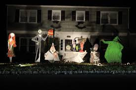Nightmare Before Christmas Decorations Diy Nightmare Before Christmas Halloween Decorations Hanging Halloween