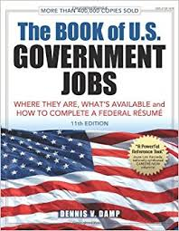 How To Fill Out A Job Resume by The Book Of U S Government Jobs Where They Are What U0027s Available