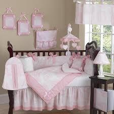 Baby Bedding Set Sweet Jojo Designs Toile 9 Crib Bedding Set Reviews Wayfair