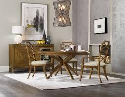 hooker furniture dining room retropolitan 52in round dining table hooker furniture retropolitan 52in round dining table w 1 18in leaf 5510 75201