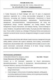 recruiting manager resume template human resources resume template sle hiring manager resume