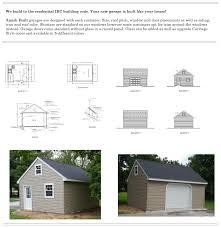 2 Car Garage Door Size by Garages Amish Garage 1 Car Garage 2 Car Garage 3 Car Garage