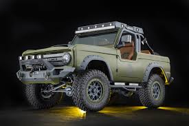 bronco jeep 2017 1969 ford bronco