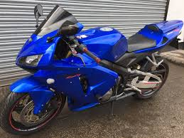 2005 cbr 600 for sale used honda cbr600 rr 2005 05 motorcycle for sale in st helens