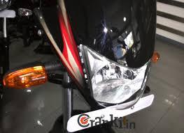 platina new model bajaj platina es with electric start hits showrooms