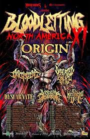 bloodletting xi origin archspire defeated sanity