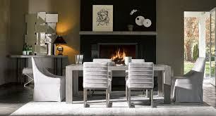 modern langston dining room set flint universal furniture