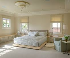 roman thomas bedroom transitional with platform bed traditional