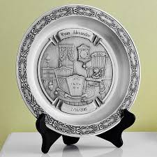 birth plates personalized pewter baby plate baby baby plates and babies