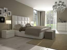 chambre moderne blanche design d u0027intérieur de maison moderne decoration chambre taupe