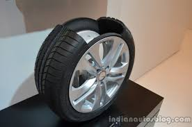 tires for mercedes run flat tires of the mercedes m guard armoured suv indian autos