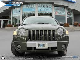 pre owned 2007 jeep compass limited self certify heated seats