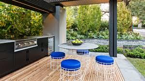 Outdoor Furniture Bunnings Quietude Lisa Ellis Gardens