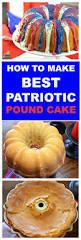 to make best patriotic pound cake recipe